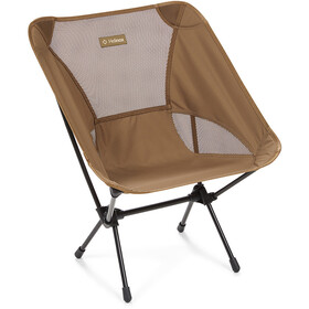 Helinox One Chaise, coyote tan/black